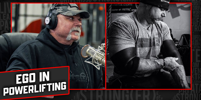 LISTEN: Table Talk Podcast Clip — Ego in Powerlifting