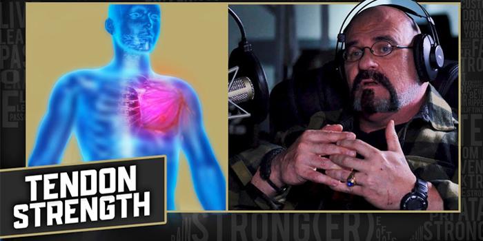 LISTEN: Table Talk Podcast Clip — How JM Blakley and Dave Tate Built Tendon Strength