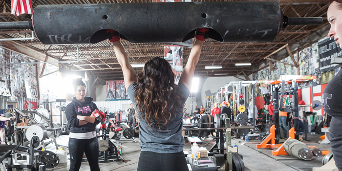5 Strict Press Cues for the Strongman