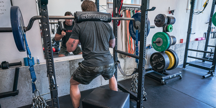 6 New Uses for the Safety Squat Yoke Bar