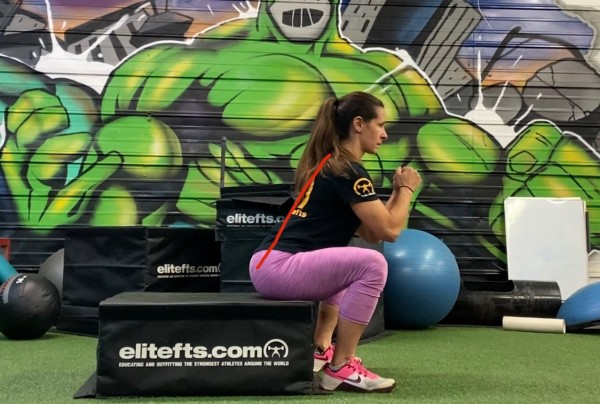 Tutorial: Box Squats for New Lifters