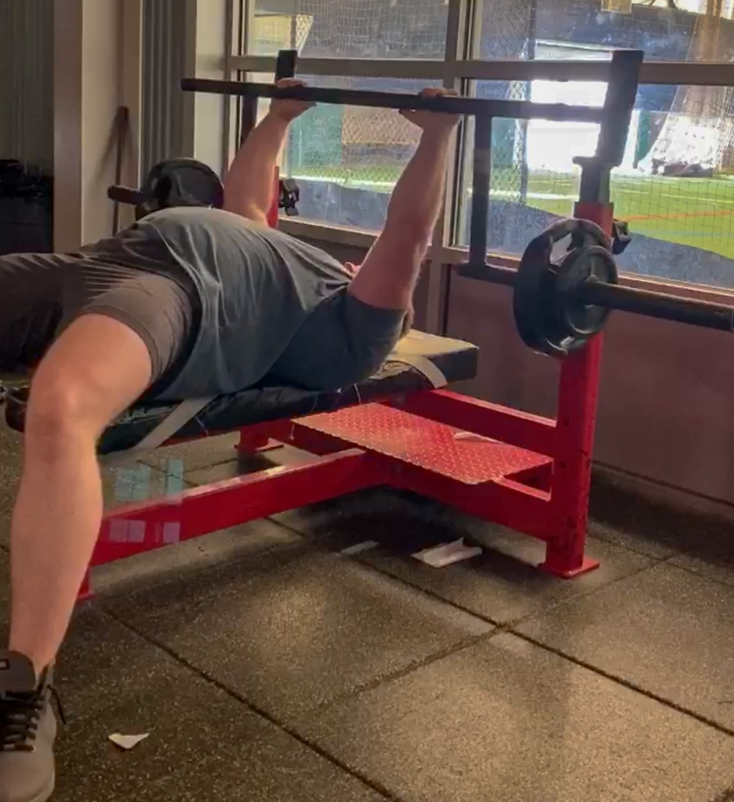 Grow Your Bench with this Tricep Killer