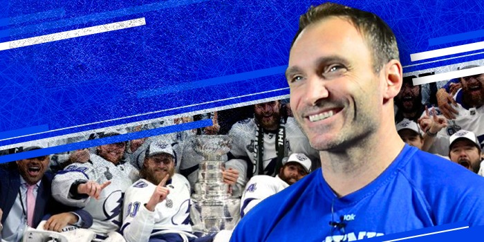 Tampa Bay Lightning are Stanley Cup Champs