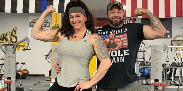 Juggling Powerlifting, Life, and Love