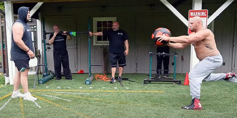 The Role of a Strength Coach